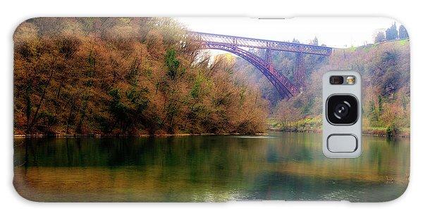 San Michele Bridge N.1 Galaxy Case