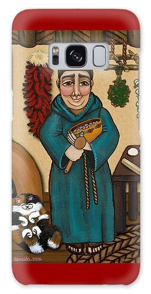Mouse Galaxy Case - San Pascual by Victoria De Almeida