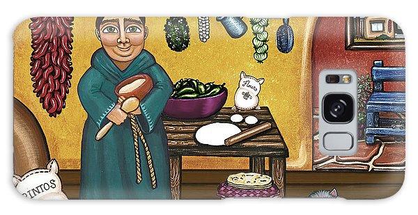 San Pascuals Kitchen Galaxy Case