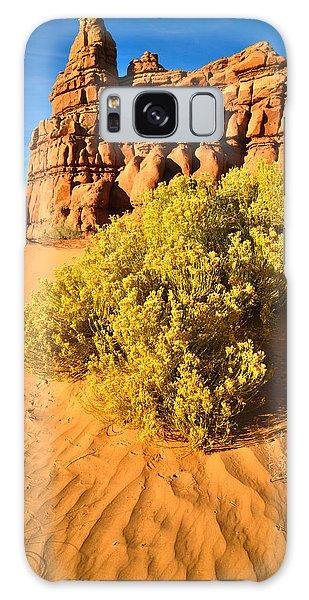 San Rafael Desert Galaxy Case by Ray Mathis