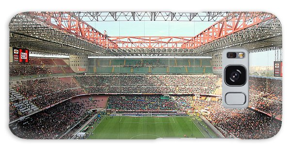 San Siro Stadium Galaxy Case