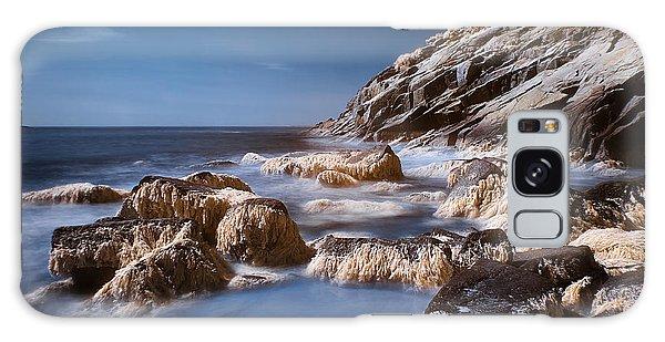 Sand Beach Galaxy Case by Steve Zimic