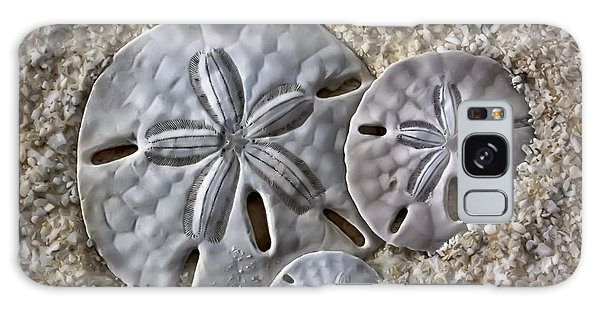 Sand Dollars 2106 Galaxy Case