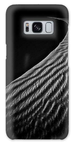 Sand Dunes Galaxy Case - Sand Dune by Lydia Jacobs