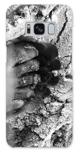 Sand Foot Galaxy Case