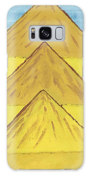 Sand Mountains Galaxy Case