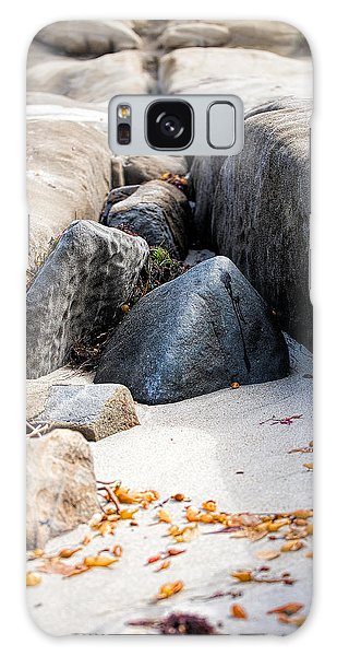 Featured Images Galaxy Case - Sand Pyramids by Peter Tellone