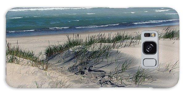 Sand Ripples 2 Galaxy Case by Cedric Hampton