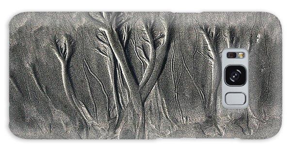 Sand Trees Galaxy Case