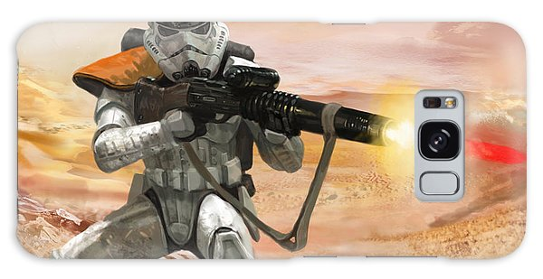 Stars Galaxy Case - Sand Trooper - Star Wars The Card Game by Ryan Barger