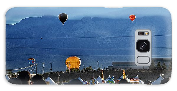 Galaxy Case featuring the photograph Sandia01 by Gerald Greenwood