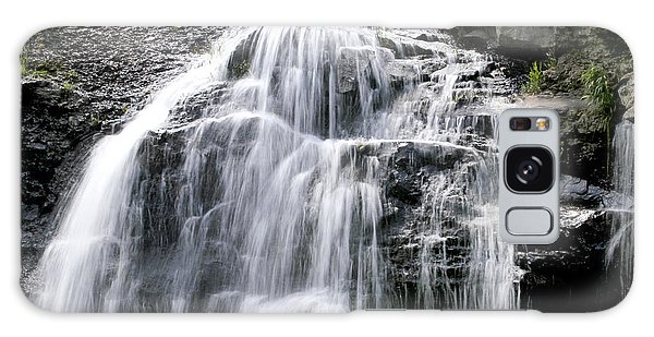 Sandstone Falls Galaxy Case by Robert Camp
