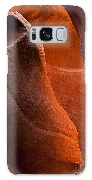 Contour Galaxy Case - Sandstone Split by Mike  Dawson