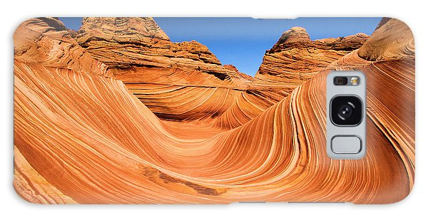 Sandstone Surf Galaxy Case