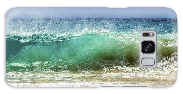 Sandy Beach Shorebreak 1 Galaxy Case