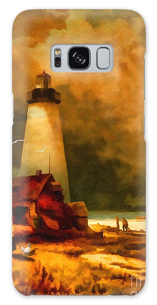 Sandy Hook Lighthouse - After Moran Galaxy Case