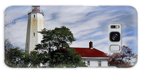 Sandy Hook Lighthouse Nj Galaxy Case by Skip Willits