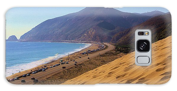 Sandy Mugu Point Looking North Galaxy Case