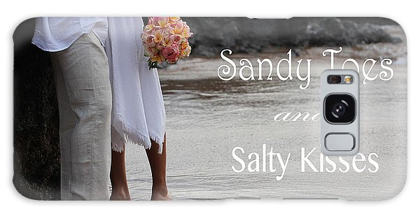 Sandy Toes Galaxy Case