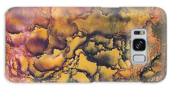 Sandy's  Artwork Galaxy Case