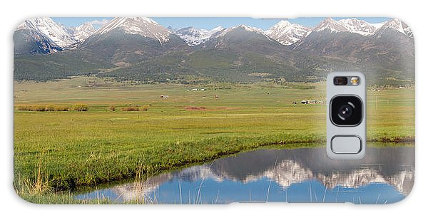 Sangre De Cristo Galaxy Case - Sangre De Cristo Morning by Aaron Spong