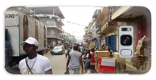 Sani Abacha Street- Year 2011 Galaxy Case by Mudiama Kammoh