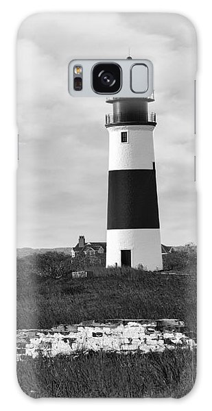 Sankaty Head Lighthouse Nantucket Cape Cod Galaxy Case