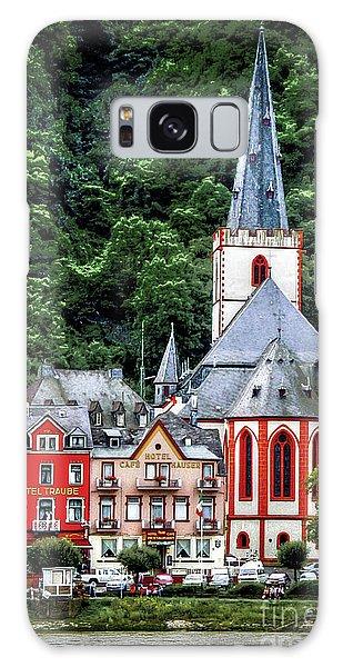 Sankt Goar On The Rhine Galaxy Case