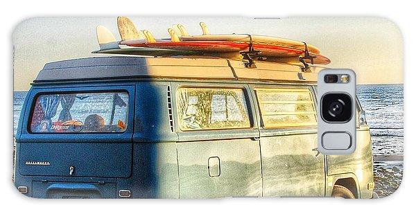 Vw Bus Galaxy Case - Sano Vw Bus by Hal Bowles