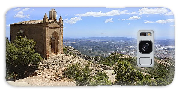 Sant Joan Chapel Spain Galaxy Case