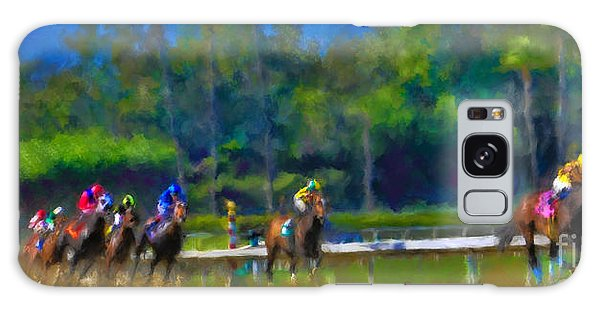Santa Anita Races Galaxy Case
