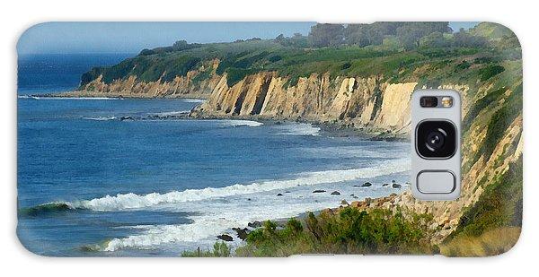 Santa Barbara Coast Galaxy Case