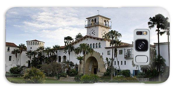 Santa Barbara Galaxy Case by David Millenheft
