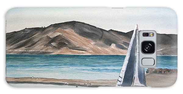 Santa Barbara Sailing Galaxy Case by Ian Donley