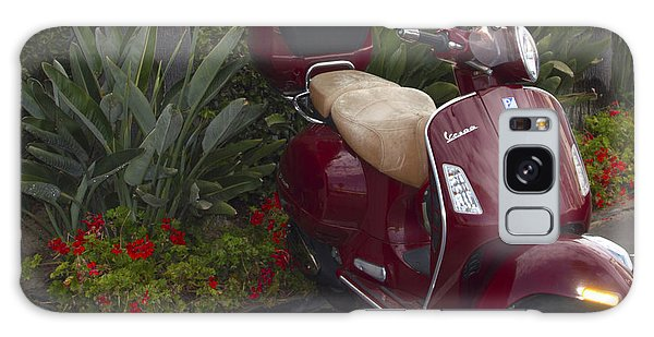 Motor Yacht Galaxy Case - Santa Barbara Yacht Club Vespar by Barbara Snyder