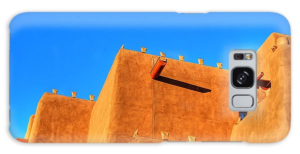 Santa Fe Adobe Galaxy Case