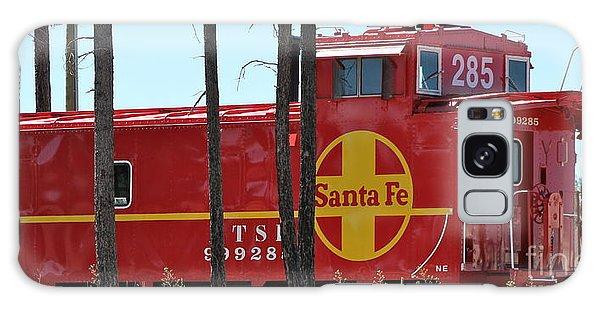 Santa Fe Caboose Galaxy Case