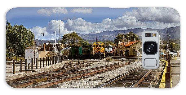 Santa Fe Rail Road Galaxy Case