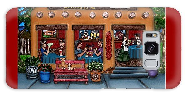 Santa Fe Restaurant Galaxy Case
