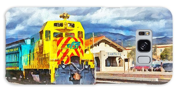 Santa Fe Southern Railway Train Galaxy Case