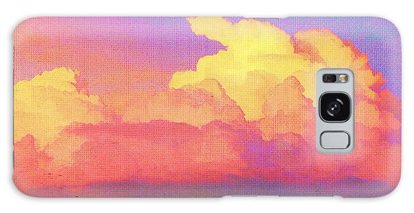 Santa Fe Sunset Galaxy Case