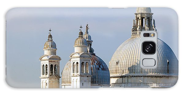 Santa Maria Della Salute In Venice Galaxy Case