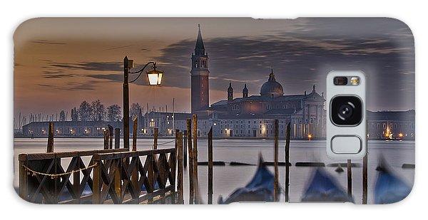Santa Maria Maggiore Galaxy Case by Marion Galt