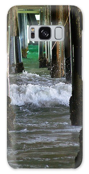 Santa Monica Galaxy Case - Santa Monica Pier by Bill Gallagher