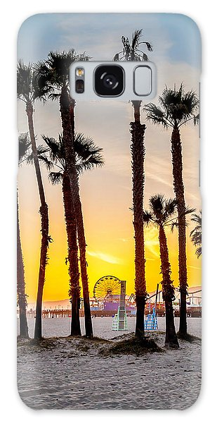 Santa Monica Palms Galaxy Case