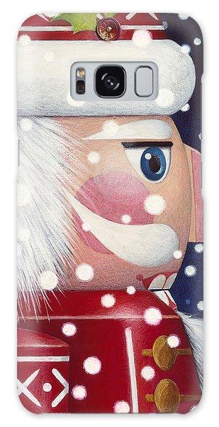 Santa Nutcracker Galaxy Case