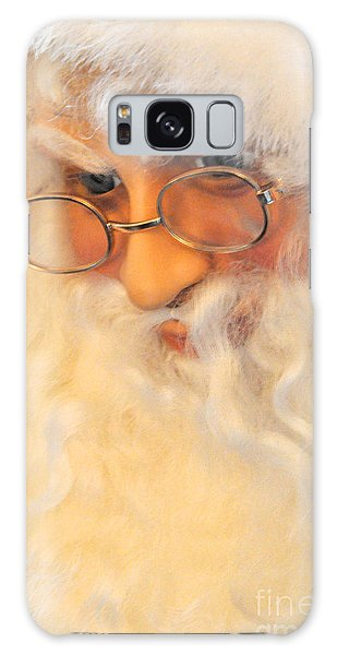Santa's Beard Galaxy Case