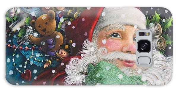 Santa's Toys Galaxy Case