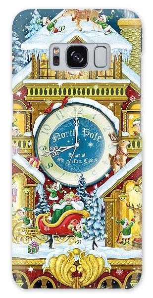 Santas Workshop Cuckoo Clock Galaxy Case