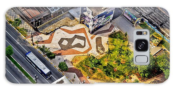 Sao Paulo Downtown - Geometry Of Public Spaces Galaxy Case
